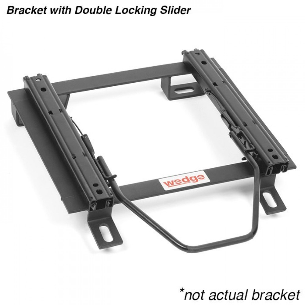 Ford Pickup Crew Cab (Bucket) 93-95 Seat Brackets