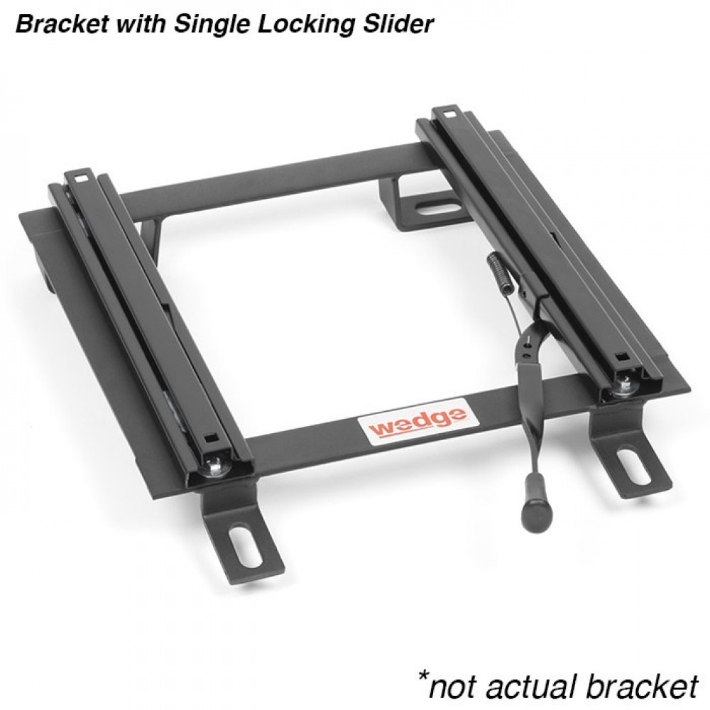 02 Ram Ext Cab: Dodge Ram Pickup Ext Cab (Bucket) 94-02 Seat Brackets